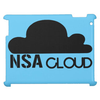 NSA in the Cloud iPad Case