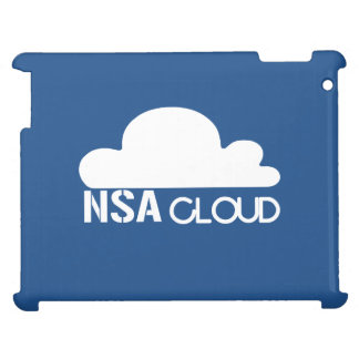 NSA in the Cloud Cover For The iPad 2 3 4