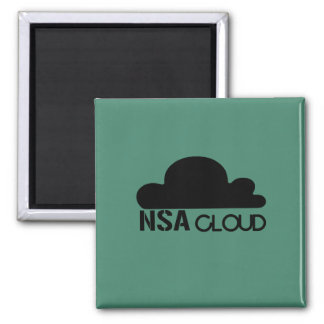 NSA in the Cloud Fridge Magnet