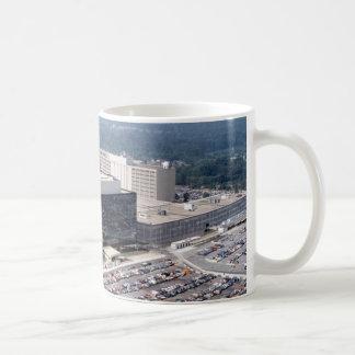 NSA National Security Agency Coffee Mug