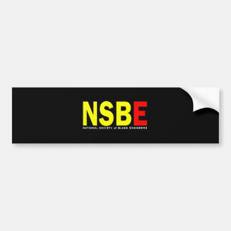 NSBE BUMPER STICKER