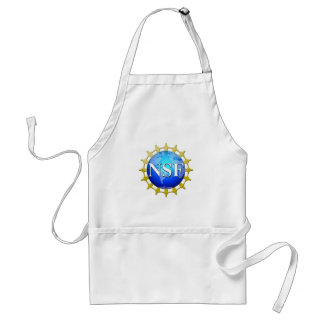 NSF Logo By Request Adult Apron