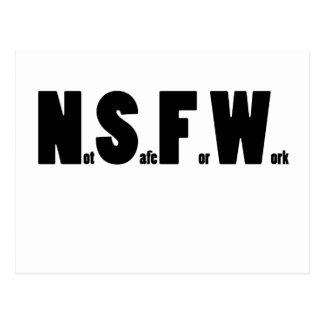 NSFW BL POSTCARD