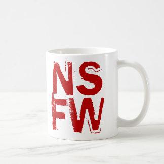 NSFW Coffee Mug