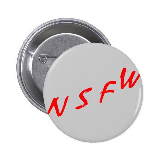NSFW (no conveniente para el trabajo) Pin