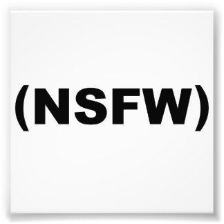 NSFW no seguro para el trabajo Cojinete
