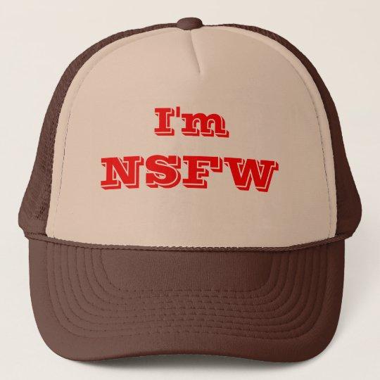 NSFW. TRUCKER HAT