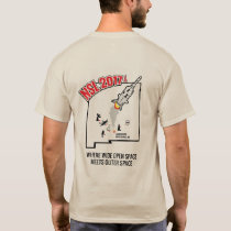 NSL 2017 men's T-shirt
