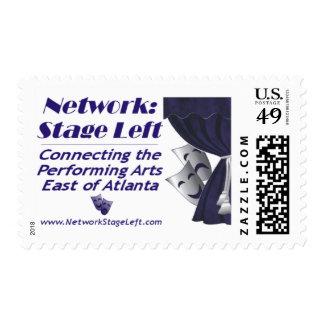 NSL Logo Stamp