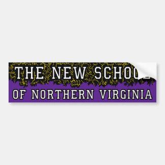 NSNVA Bumper Sticker