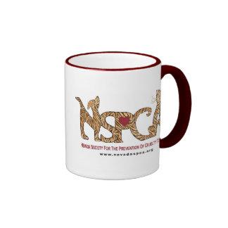 NSPCA Logo Mug