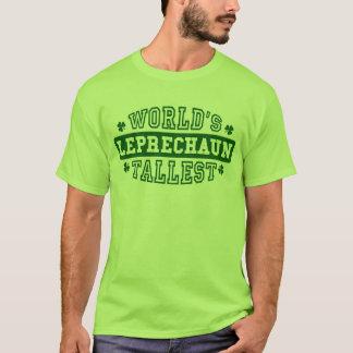 NSPF Leprechaun [World's Tallest] T-Shirt