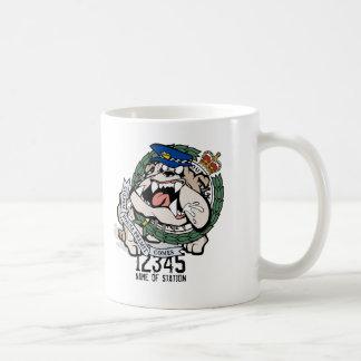 NSW Police Angry Dog Coffee Mug