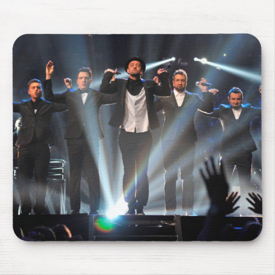 NSYNC | 2013 MTV Music Video Awards Mouse Pad