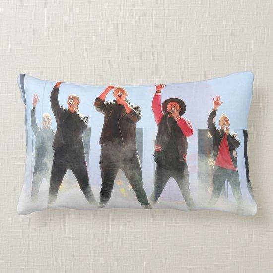 NSYNC   2018 CMT Music Awards Lumbar Pillow