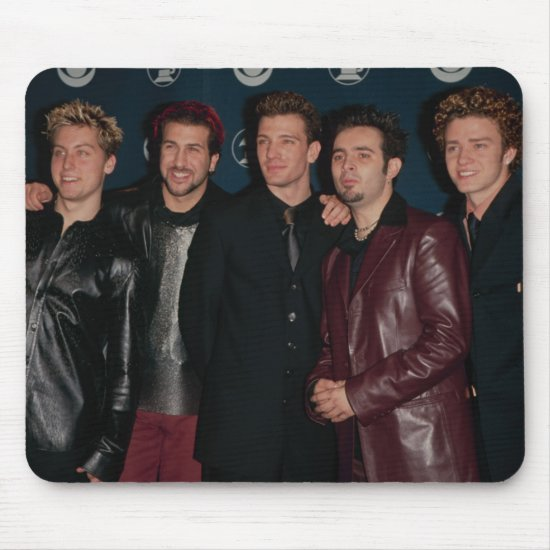 NSYNC | The Grammys Mouse Pad