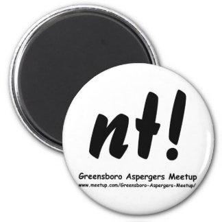 nt! Greensboro Aspergers Meetup and web Magnet