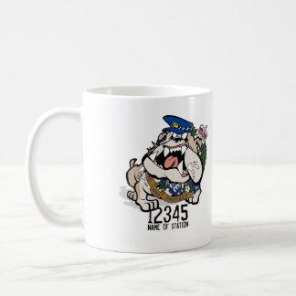 NT Police Angry Dog Coffee Mug