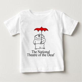 NTD Retro Logo (red/black) Baby T-Shirt