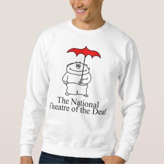 NTD Retro Logo (red/black) Pullover Sweatshirt