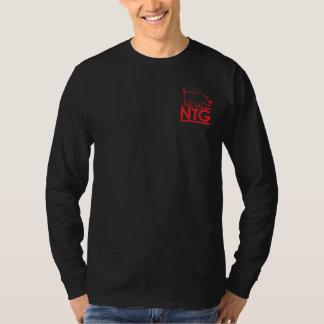 NTG Men's Black Longsleeve T-Shirt