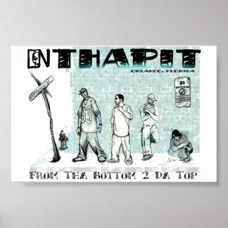 NThaPit de la parte inferior 2 DA de Tha superior… Póster