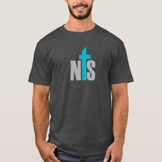 NTS Men's Basic Dark T-Shirt