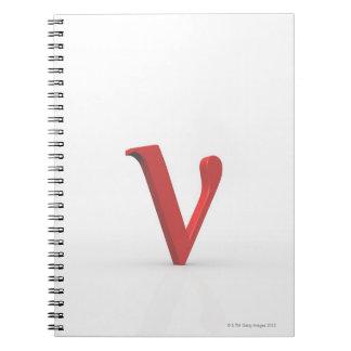 Nu 2 spiral notebook