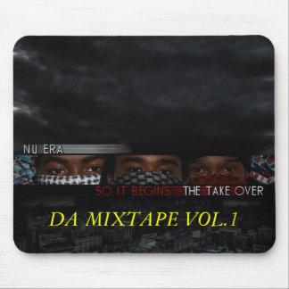 NU ERA CD COVER, DA MIXTAPE VOL.1 MOUSE PAD