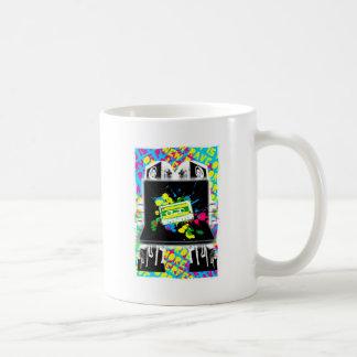 nu-rave coffee mug