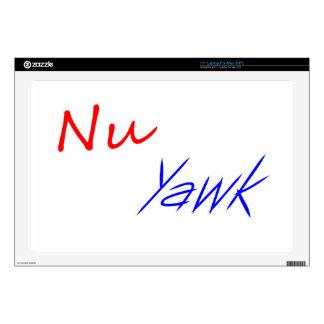 NU Yawk Portátil Skin