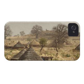 Nuba Mountains, Nugera village Case-Mate iPhone 4 Case
