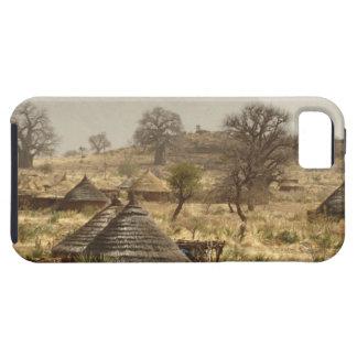 Nuba Mountains, Nugera village iPhone 5 Cases