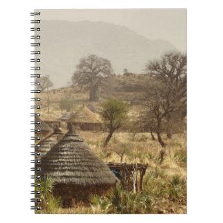 Nuba Mountains, Nugera village Notebook