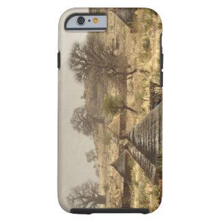 Nuba Mountains, Nugera village Tough iPhone 6 Case