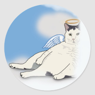 Nubbie the Angel Stickers