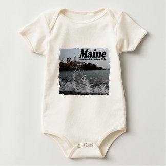 Nubble Light Baby Bodysuit