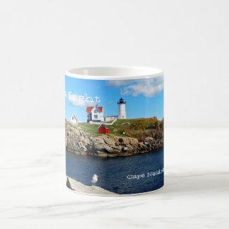 Nubble Light, Cape Neddick, Maine Coffee Mugs