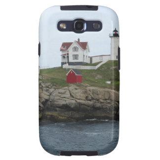 Nubble Light Galaxy S3 Cases