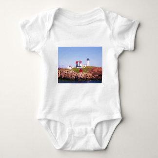 Nubble LIght House Baby Bodysuit