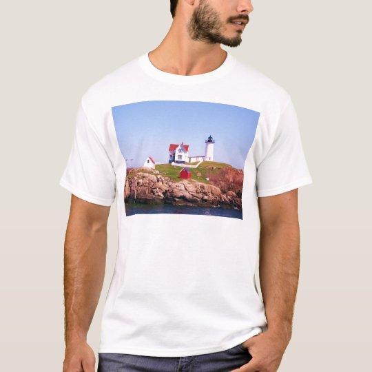 Nubble LIght House T-Shirt