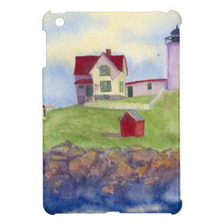 Nubble Light House York Maine iPad Mini Covers
