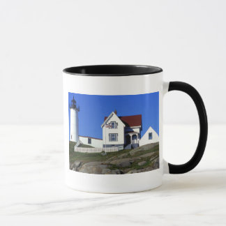 Nubble Light House, York Maine Mug