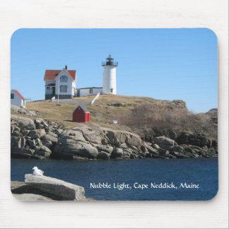 Nubble Light Maine Mouse Pad