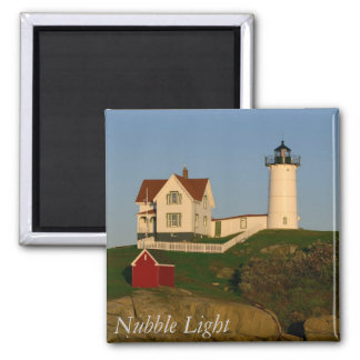 Nubble Light, York, Maine    Magnet
