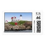 Nubble Light, York, Maine Stamps