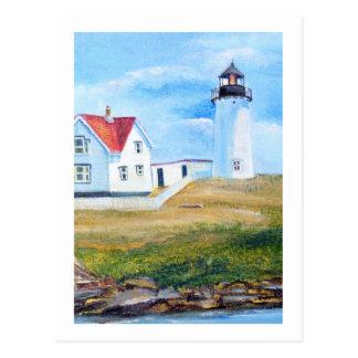 Nubble Lighthouse #1 Postcard