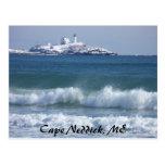 Nubble Lighthouse 2 Postcard