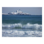 Nubble Lighthouse 2 Poster