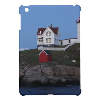 Nubble Lighthouse at Night iPad Mini Covers